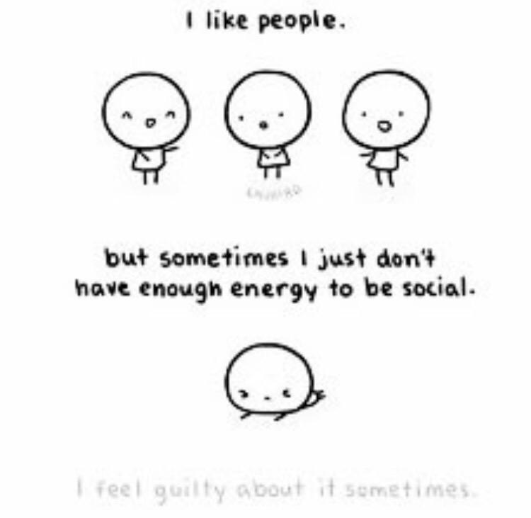 Menyelami dunia Introvert